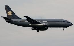 エアーワンさんが、成田国際空港で撮影したスカイ・アヴィエーション 737-2W8/Advの航空フォト(飛行機 写真・画像)