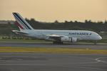 snow_shinさんが、成田国際空港で撮影したエールフランス航空 A380-861の航空フォト(飛行機 写真・画像)