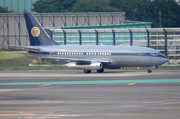 Tomo-Papaさんが、成田国際空港で撮影したスカイ・アヴィエーション 737-2W8/Advの航空フォト(飛行機 写真・画像)