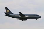 camelliaさんが、成田国際空港で撮影したスカイ・アヴィエーション 737-2W8/Advの航空フォト(写真)