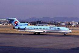 biscayneさんが、名古屋飛行場で撮影した大韓航空 727-281/Advの航空フォト(飛行機 写真・画像)