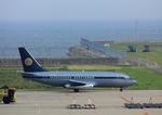 タミーさんが、中部国際空港で撮影したスカイ・アヴィエーション 737-2W8/Advの航空フォト(写真)