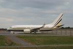 DREAM  LINERさんが、成田国際空港で撮影したAEJ・サービシーズ 737-7BC BBJの航空フォト(写真)