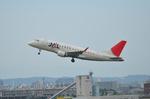 ひでかずさんが、宮崎空港で撮影したジェイ・エア ERJ-170-100 (ERJ-170STD)の航空フォト(飛行機 写真・画像)