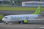 ひでかずさんが、宮崎空港で撮影したソラシド エア 737-4M0の航空フォト(飛行機 写真・画像)