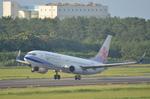 ひでかずさんが、宮崎空港で撮影したチャイナエアライン 737-809の航空フォト(飛行機 写真・画像)