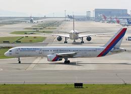 Bokuranさんが、関西国際空港で撮影したロイヤル・ネパール航空 757-2F8の航空フォト(飛行機 写真・画像)