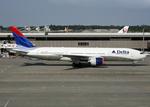 Bokuranさんが、成田国際空港で撮影したデルタ航空 777-232/ERの航空フォト(写真)