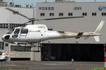 Chofu Spotter Ariaさんが、東京ヘリポートで撮影した東邦航空 AS350B3 Ecureuilの航空フォト(飛行機 写真・画像)