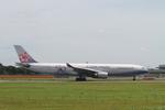matsuさんが、成田国際空港で撮影したチャイナエアライン A330-302の航空フォト(写真)