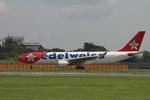 matsuさんが、成田国際空港で撮影したエーデルワイス航空 A330-223の航空フォト(飛行機 写真・画像)