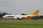 matsuさんが、成田国際空港で撮影したポーラーエアカーゴ 747-47UF/SCDの航空フォト(写真)