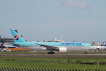matsuさんが、成田国際空港で撮影した大韓航空 777-2B5/ERの航空フォト(飛行機 写真・画像)