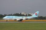 matsuさんが、成田国際空港で撮影した大韓航空 747-4B5の航空フォト(飛行機 写真・画像)