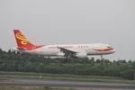 matsuさんが、成田国際空港で撮影した香港航空 A320-214の航空フォト(写真)