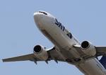 ふじいあきらさんが、福岡空港で撮影したスカイマーク 737-8HXの航空フォト(飛行機 写真・画像)