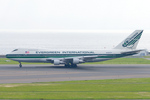 Scotchさんが、中部国際空港で撮影したエバーグリーン航空 747-212B(SF)の航空フォト(写真)