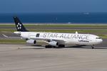 Scotchさんが、中部国際空港で撮影したルフトハンザドイツ航空 A340-311の航空フォト(飛行機 写真・画像)