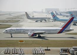 Bokuranさんが、関西国際空港で撮影したネパール航空 757-2F8Cの航空フォト(飛行機 写真・画像)