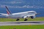 うえぽんさんが、関西国際空港で撮影したエールフランス航空 777-228/ERの航空フォト(写真)