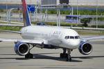 うえぽんさんが、関西国際空港で撮影したデルタ航空 757-251の航空フォト(写真)