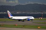 T.Sazenさんが、関西国際空港で撮影したトランスアエロ航空 767-319/ERの航空フォト(飛行機 写真・画像)