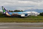 テッドスティーブンズ・アンカレッジ国際空港 - Ted Stevens Anchorage International Airport [ANC/PANC]で撮影されたアラスカ航空 - Alaska Airlines [AS/ASA]の航空機写真