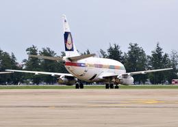 RA-86141さんが、ドンムアン空港で撮影したプーケット航空 737-281の航空フォト(飛行機 写真・画像)