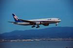 関西国際空港 - Kansai International Airport [KIX/RJBB]で撮影された全日空 - All Nippon Airways [NH/ANA]の航空機写真