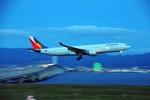 関西国際空港 - Kansai International Airport [KIX/RJBB]で撮影されたフィリピン航空 - Philippine Airlines [PR/PAL]の航空機写真