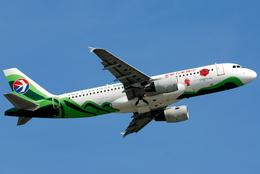 香港国際空港 - Hong Kong International Airport [HKG/VHHH]で撮影された中国東方航空 - China Eastern Airlines [MU/CES]の航空機写真