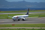 T.Sazenさんが、関西国際空港で撮影した山東航空 737-86Nの航空フォト(写真)