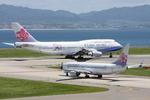 WING_ACEさんが、関西国際空港で撮影したチャイナエアライン 737-809の航空フォト(写真)