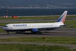 WING_ACEさんが、関西国際空港で撮影したトランスアエロ航空 767-319/ERの航空フォト(飛行機 写真・画像)