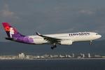 WING_ACEさんが、関西国際空港で撮影したハワイアン航空 A330-243の航空フォト(飛行機 写真・画像)
