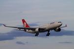 関西国際空港 - Kansai International Airport [KIX/RJBB]で撮影されたトルコ航空 - Turkish Airlines [TK/THY]の航空機写真