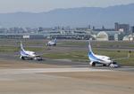 ふじいあきらさんが、福岡空港で撮影した全日空 737-881の航空フォト(飛行機 写真・画像)