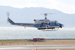 山河 彩さんが、関西国際空港で撮影した海上保安庁 212の航空フォト(飛行機 写真・画像)