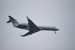 m-takagiさんが、羽田空港で撮影したウェルズ・ファーゴ・バンク・ノースウェスト G-V-SP Gulfstream G550の航空フォト(写真)