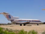 デビスモンサン空軍基地 - Davis-Monthan Air Force Base [DMA/KDMA]で撮影されたユナイテッド航空 - United Airlines [UA/UAL]の航空機写真