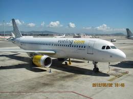 michaelさんが、グラナダ空港で撮影したブエリング航空 A320-216の航空フォト(飛行機 写真・画像)