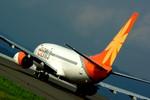 rjnsphotoclub-No.07さんが、静岡空港で撮影したエズニス航空 737-7V3の航空フォト(写真)