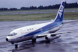 md11jbirdさんが、鹿児島空港で撮影したエアーニッポン 737-281/Advの航空フォト(飛行機 写真・画像)