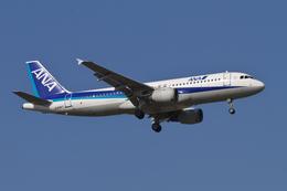 航空フォト:JA8387 全日空 A320