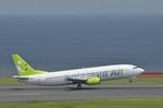 あっしーさんが、羽田空港で撮影したソラシド エア 737-43Qの航空フォト(写真)