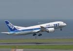 あっしーさんが、羽田空港で撮影した全日空 787-8 Dreamlinerの航空フォト(写真)