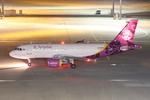 WING_ACEさんが、羽田空港で撮影したモンゴリアン・エアラインズ A319-112の航空フォト(飛行機 写真・画像)