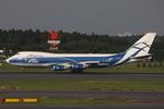 WING_ACEさんが、成田国際空港で撮影したエアブリッジ・カーゴ・エアラインズ 747-4KZF/SCDの航空フォト(飛行機 写真・画像)