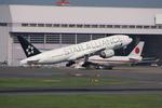 WING_ACEさんが、羽田空港で撮影した全日空 777-281の航空フォト(飛行機 写真・画像)