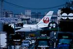 カヤノユウイチさんが、伊丹空港で撮影した日本航空 767-346の航空フォト(写真)
